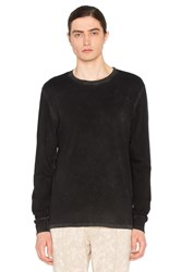 Cotton Citizen The Presley Long Sleeve Tee Black