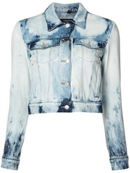 J Brand Classic Denim Jacket Blue