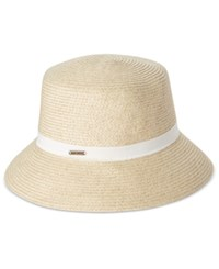 Nine West Packable Microbrim Hat Tan
