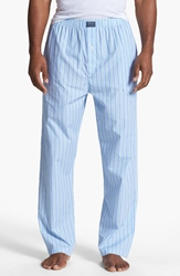 Polo Ralph Lauren Cotton Pajama Pants Bari Stripe