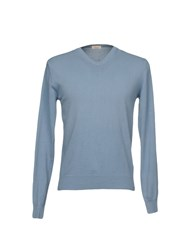Altea Dal 1973 Sweaters Pastel Blue