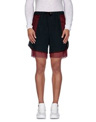 Kolor Trousers Bermuda Shorts Men