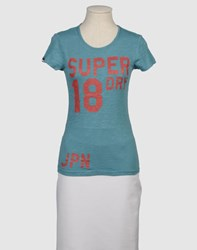 Superdry Topwear Short Sleeve T Shirts Women