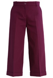 Pinko Eligio Trousers Purple