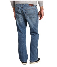 Lucky Brand 181 Relaxed Straight 30 In Light Cardiff Light Cardiff Men's Jeans Blue