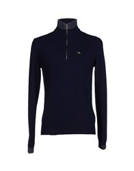 Etro Turtlenecks Dark Blue