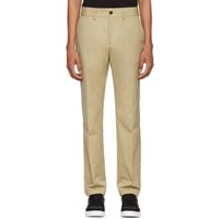 Burberry Beige Chino Trousers