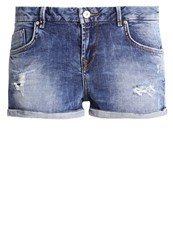 Ltb Judie Denim Shorts Felice Wash Destroyed Denim