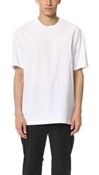 3.1 Phillip Lim Dolman Sleeve T Shirt White