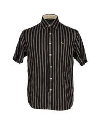 Ringspun Shirts Black