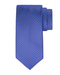 Stefano Ricci Coffee Bean Silk Tie Blue Black