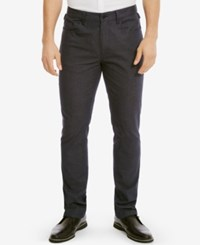 Kenneth Cole Reaction Men's 5 Pocket Jeans Indigo Combo