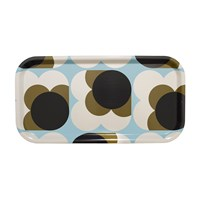 Orla Kiely Big Spot Shadow Flower Tray Design 1