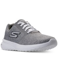 Skechers Women's On The Go City 3 Renovated Wide Walking Sneakers From Finish Line Grey