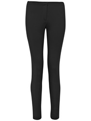 French Connection Hells Ponte Leggings Black