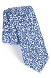 Nordstrom Men's Men's Shop Floral Cotton Tie