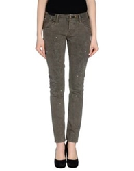 Htc Denim Pants Khaki