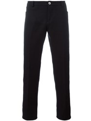 Individual Sentiments Flap Pocket Trousers Black