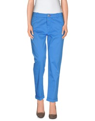 Paul By Paul Smith Trousers Casual Trousers Women Azure