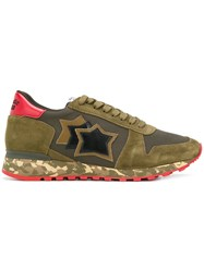 Atlantic Stars Argo Sneakers Green