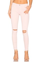 Joe's Jeans The Icon Ankle Skinny Pink