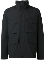 Paul Smith Ps By Military Jacket Black