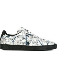 Puma Animal Print Sneakers White