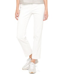 Akris Punto Franca Side Zip Ankle Pants