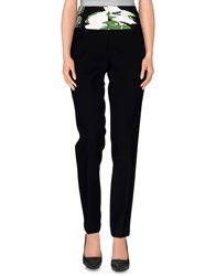 Christian Dior Dior Trousers Casual Trousers Women Black