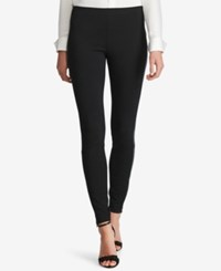 Polo Ralph Lauren Skinny Fit Ponte Tuxedo Pants Polo Black