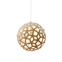David Trubridge Coral Light Natural White 60Cm