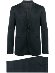 Paul Smith Ps By Classic Two Piece Suit Black