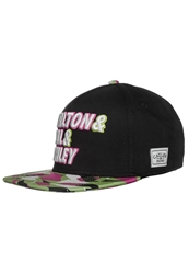 Cayler And Sons Geoffrey Cap Black Green Pink