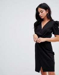 Baandsh Joplin Jersey Dress Black