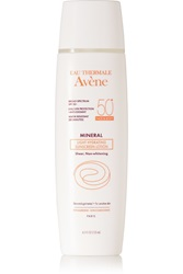 Avene Spf50 Mineral Light Hydrating Sunscreen Lotion 125Ml