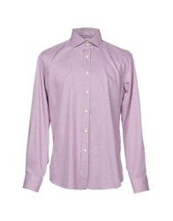 Ingram Shirts Purple