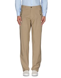 Dekker Trousers Casual Trousers Men Khaki