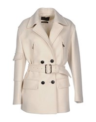 Trussardi Coats And Jackets Coats Women