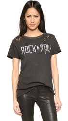 Prince Peter Rock N Roll Tee Vintage Black