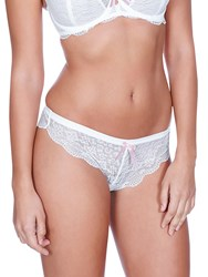 Freya Fancies Brazilian Briefs White