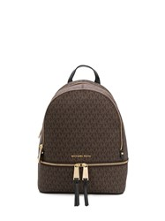 Michael Michael Kors Rhea Medium Logo Backpack 60