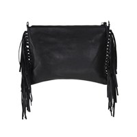 Mof Kalon Convertible Crossbody Clutch And Wristletblack