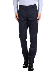 Ann Demeulemeester Casual Pants Dark Blue