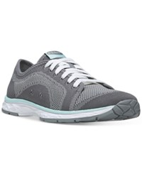 Dr. Scholl's Anna Knit Sneakers Women's Shoes Grey
