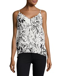 French Connection Floral Crepe Camisole