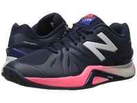 New Balance Mc1296v2 Uv Blue Bright Cherry Men's Tennis Shoes Black