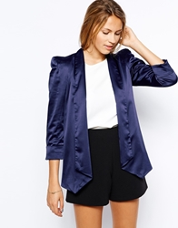 Traffic People Broadway Melody Blazer Navy
