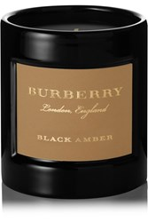 Burberry Beauty Black Amber Scented Candle Colorless