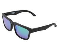 Spy Optic Helm Matte Black Happy Bronze Polar W Green Spectra Fashion Sunglasses