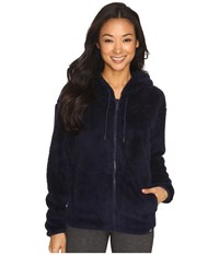 Puma Teddy Hd Jacket Peacoat Women's Coat Blue